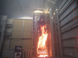 Building Fire Testing Inspection Certification
